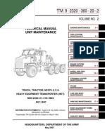 TM-9-2320-360-20-2; HET 1070