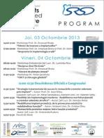Program Congres 2013