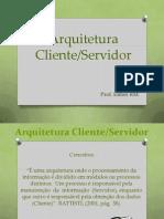 Rede Cliente Servidor