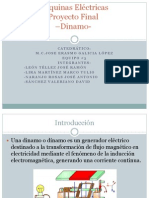 Dinamo Maquinas Electricas