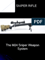 M-24 Sniper Weapon System