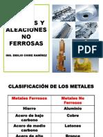 Copia de METALES NO FERROSOS 2009.ppt