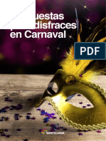 Carnaval Disfraces