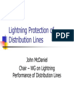 Lightning Protection of Distribution Lines
