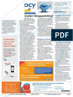 Pharmacy Daily for Mon 24 Feb 2014 - Guild plan \'disappointing\'