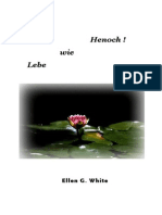 Lebe Wie Henoch! -- E.G. White
