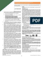 Lousianna Tax Instruction
