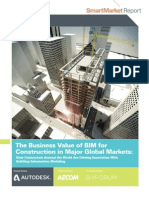 McGraw - 2014 Business Value of Bim for Construction in Global Markets Smr 2014