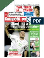 Edition du 10 octobre 2009