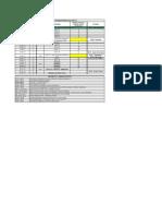 Calendario Cartografia Basica 2014