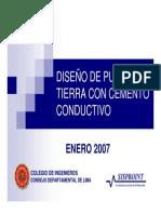 Curso Pat y Prot Contra Rayos Sisproint 2007