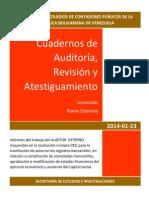 Cuaderno Auditoria 2014-01-23
