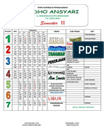 Schedule Pg.ros - Rosdiana