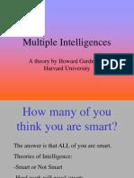 I5 Multiple Intelligences