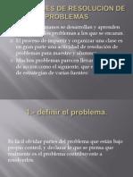 Habilidades de Resolucion de Problemas- Expo de May Feb 2014