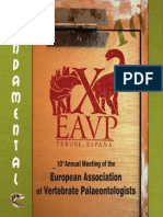 2012 Eavp Abstracts