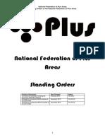 national standing orders nov 2013