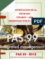 PAS 99- 2012