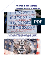 Bank of America & Ron Mendez FAILED To Stand UP & Help A Veteran