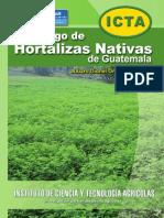 Catálogo de Hortalizas Nativas de Guatemala