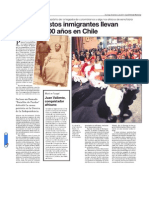 Negros en Chile