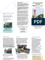 2014 Camp Brochure