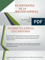 II. Las Vertientes de La Informacion Juridica