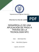 Desarrollo de Una Aplicacion de Pago a Traves de NFC