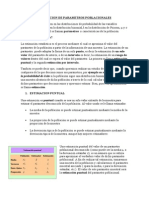 Tema4 Estimacion de Parametros Para Intervalos de Confianza