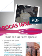 ROCAS IGNEAS. Modificadopptx