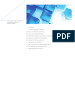 Testing Services White Paper