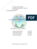 Adminitracion Financiera, TQM y KPI's