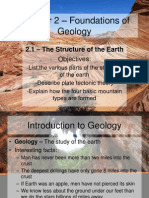 2 1  structure of the earth