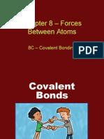 8c covalent bonding