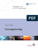Geoengineering (Chemtrails)