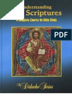 Understanding the Scriptures