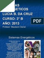 Sistemas Energ+®ticos