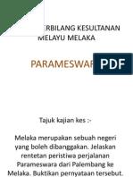 Tokoh Terbilang Kesultanan Melayu Melaka