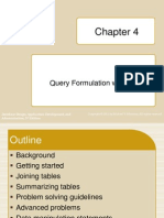 chapter 4 of homework 2 databases
