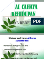 Adab Berfikir (2)