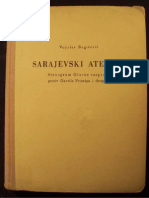 Сарајевски Атентат (1954.Год.) - Војислав Богићевић