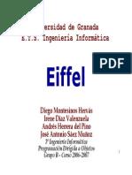 Eiffel 2007