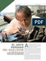El Arte Perdido Del Guilloche