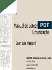 Manual de loteamentos e urbanização - Juan Luis Mascaró