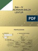 4.-Slide-PERENCANAAN-BALOK-LENTUR