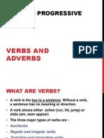 Verbs and Adverbs