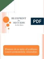 Shiv Khera - Blueprint for Success - Sep.09