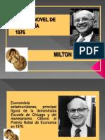 Milton Friedman Premio Nobel