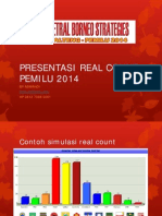 software quick real count pemilu