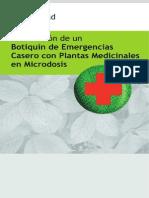 MICRODOSIS - BOTIQUÍN CASERO